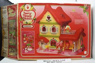 Berry happy Home doll house