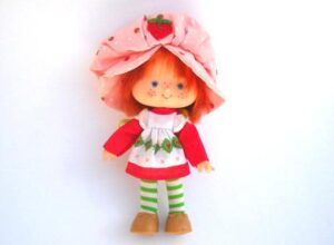 SS scented doll